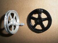 Toy Steam Engine Pulley W/ Handle Fleischmann, Wilesco, Manond, Weeden. Jensen