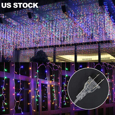960 LED String Fairy Light Christmas Party Wedding Outdoor Indoor Light Remote