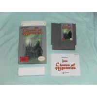 Castlevania Chorus Of Mysteries Nintendo NES Game New Rare Us Version