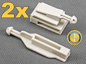 2 Set Xenon Scheinwerfer Reflektor Halter Bmw 5er E39 Facelift 00-03 63120027924 Frontscheinwerfer