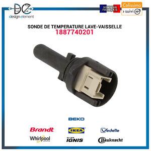 Sonde CTN température Lave-vaisselle - 1887740201 - Whirlpool Vedette Beko IKEA