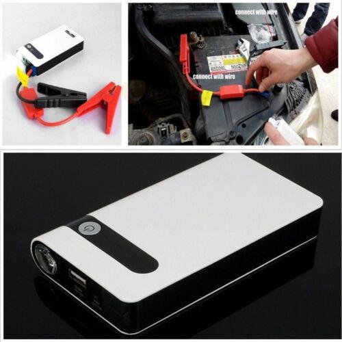 Car Portable Car Jump Starter Booster Jumper Box Power Bank Battery Charger 12V