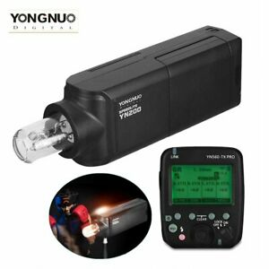 YONGNUO-YN200-TTL-HSS-200W-W-Battery-Outdoor-Flash-YN560-TX-Pro-F-Canon-Nikon