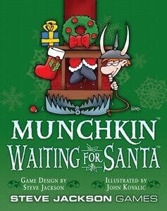 Munchkin-Expansion-Waiting-for-Santa-Booster-Pack-Steve-Jackson-Games-New