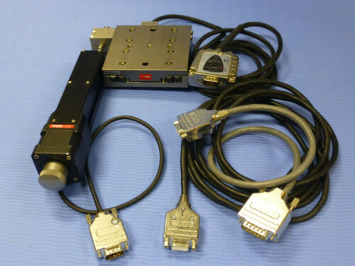 50mm Range Thorlabs TravelMax LNR50SE//M Motorized Linear Translation Stage