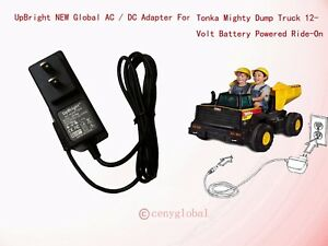 Image Is Loading Ac Adapter For Tonka Mighty Dump Truck 12