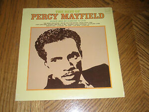 Percy Mayfield The Best Of Percy Mayfield