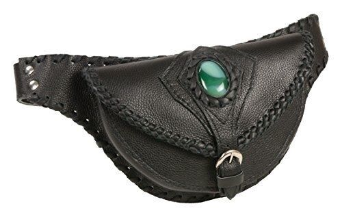 Milwaukee leather señoras correa del bolso con funda pistola