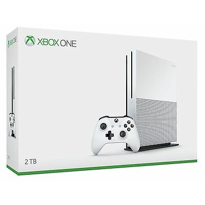 Xbox One S 2TB Console - Launch Edition 2TB - Launch Edition NEW