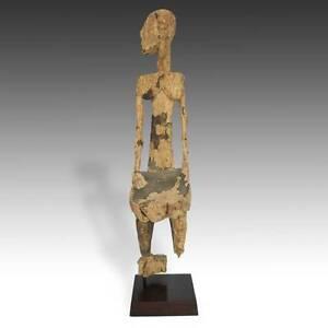 VINTAGE-ANCESTOR-FIGURE-CARVED-WOOD-DOGON-PEOPLE-MALI-WEST-AFRICA-20TH-C