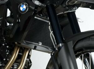 BMW-F800S-R-amp-G-Racing-Radiator-Guard-RAD0082BK-Black