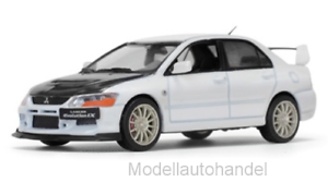 Mitsubishi Lancer Evolution IX weiss black  - 1 43 Vitesse  NEW