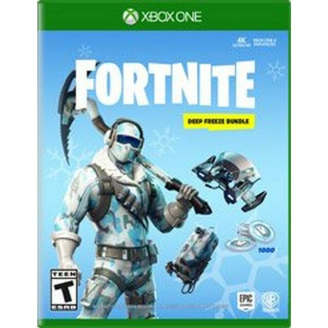 Fortnite: Deep Freeze Bundle by Warner Bros Game for Xbox ...