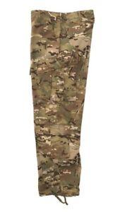 Campo Xl Acu Pantaloni Ripstop Us Tattico Mimetico Multitarn Combat Esercito nSTxPCqC