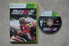 MOTOGP MOTO GP 14 Xbox 360 GAME - 1st Class spedizione gratuita nel Regno Unito