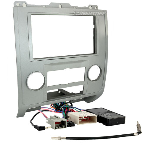 FORD CAR STEREO SINGLE//ISO//DOUBLE//2//D-DIN RADIO INSTALL DASH KIT COMBO 99-5814S