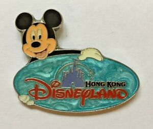 Disney-Pin-Badge-HKDL-Mickey-Mouse