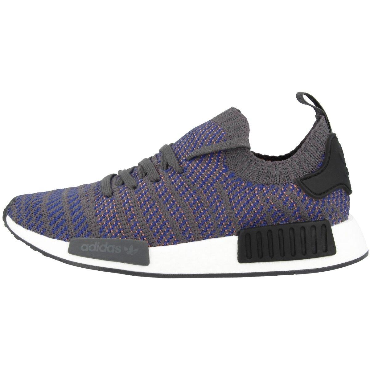 Adidas NMD_R1 NMD_R1 NMD_R1 STLT PK Primeknit Zapatos Herren Freizeit Sneaker res Azul CQ2388 818b39