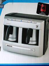 Beko AUTOMATIC TURKISH COFFEE ESPRESSO MAKER BKK 2113P REGISTRED POSTAGE 2 CUPS