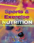 Sports and Exercise Nutrition by William D. McArdle, Victor L. Katch, Frank I. Katch (Paperback, 1999)