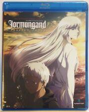 JORMUNGAND: Complete Second Season - NEW BLU-RAY/ DVD SET!!