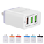 3-Port-QC-3-0-Fast-Quick-USB-Charger-Hub-Wall-Charger-Power-Adapter-US-Plug thumbnail 3