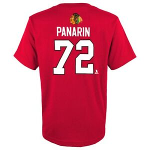 375b76ae1e8 Image is loading Artemi-Panarin-NHL-Chicago-Blackhawks-Red-Player-Jersey-