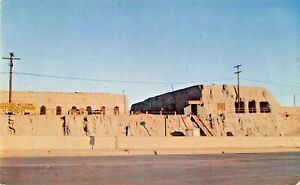 YUMA-AZ-OLD-TERRITORIAL-JAIL-BUILT-1884-PRISON-HILL-CARVED-OUT-OF-ROCK-POSTCARD