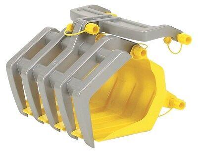 Rolly Toys Frontlader-Holzgreifer Silozange 409679