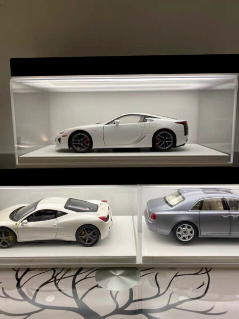 BBR MR Autoart 1/18 display case LED light With USB charger