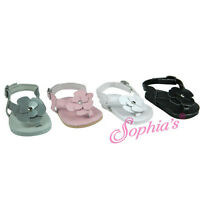 18 Doll Shoes Flower Thong Sandals Fits American Girl Dolls Shoes Sandals