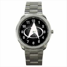 NEW* HOT STAR TREK Quality Sport Metal Wrist Watch Gift