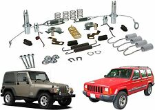 Carlson H2309 Rear Drum Brake Hardware Kit For Jeep Cherokee Wrangler & More New