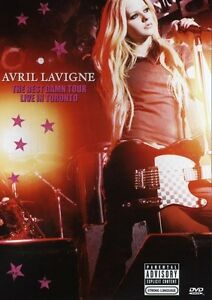 Avril-Lavigne-034-The-Best-anche-su-quel-maledetto-Tour-Live-in-034-DVD-NUOVO