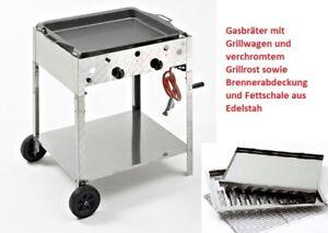 Bräter Für Gasgrill : Gasbräter grill set edelstahl kw gasgrill flammig grill
