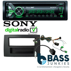 Details about Volvo XC90 2002 On Sony DAB CD MP3 USB AUX In & Bluetooth SWC  Car Stereo Kit