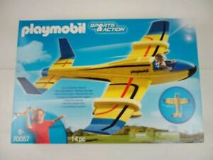Playmobil 70057 Tirar & Glide hidroavión