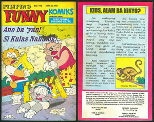2001-PILIPINO-FUNNY-KOMIKS-For-Children-TOMAS-EN-KULAS-Comics-1192