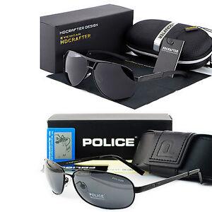 2018-NUEVO-POLICE-Hombre-Gafas-de-sol-polarizadas-Conduccion-AU-Vendedor