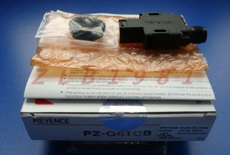 ONE NEW- KEYENCE Photoelectric Sensors PZ-G61B