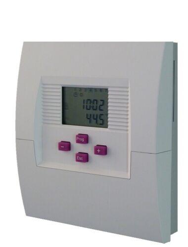 Heizkreisregelung EBV Ceta106 Regler Temperaturregelung witterungsgeführt