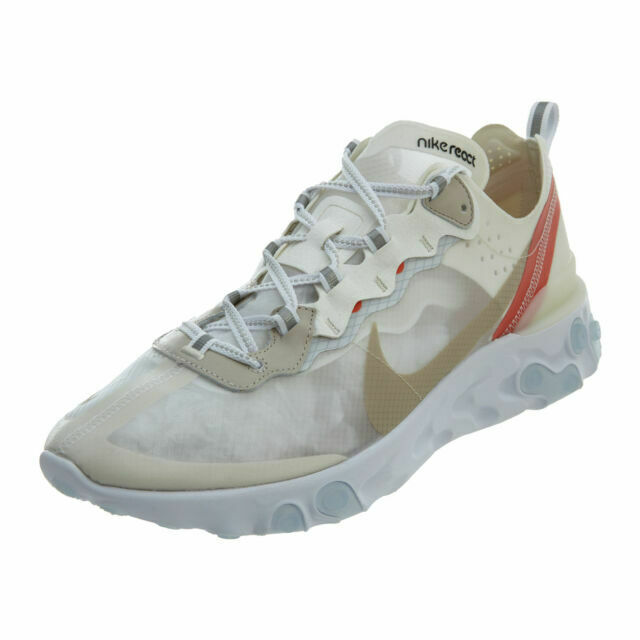 Size 8 - Nike React Element 87 Light Bone 2018 for sale online | eBay