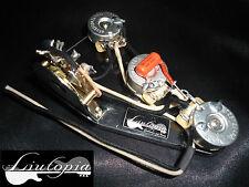 PER FENDER STRATOCASTER CABLAGGIO-SPRAGUE ORANGE DROP 0.022