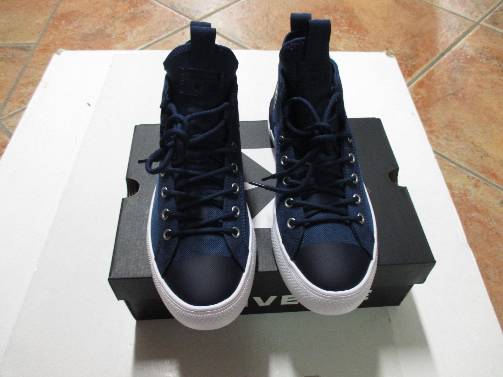 Converse Chuck Taylor All Star Ultra Gr 40 Navy Black White 159631C  Sneaker NEU