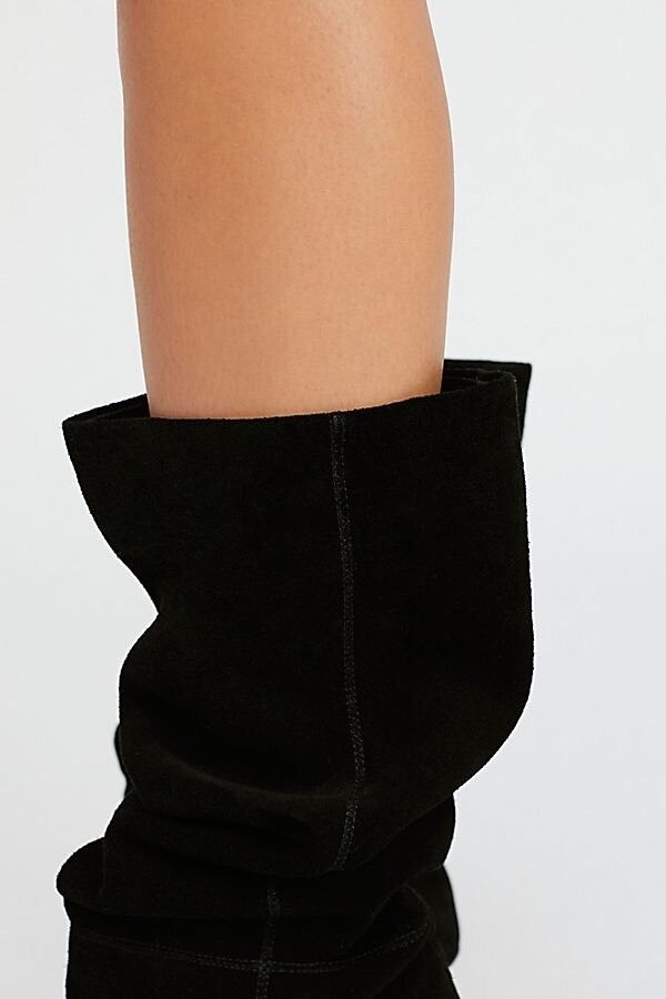 Free People + Jeffrey Campbell Moder Slouch Boot Size 6 NEW MSRP: 248 Suede