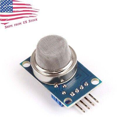 MQ-4 Natural Gas Methane Detector For Arduino Detection Sensor