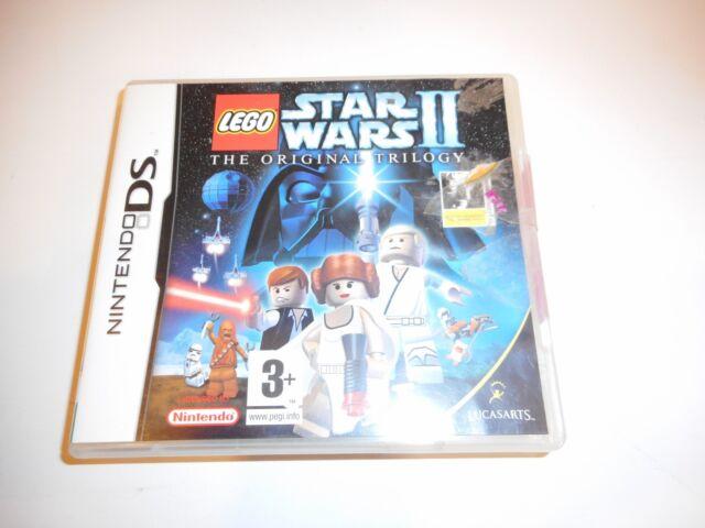 LEGO Star Wars II: The Original Trilogy (Nintendo DS, 2006) -