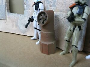 Details about Star Wars Award Winning Custom Cast Floor Vent Panel Diorama  Parts Free Shipping