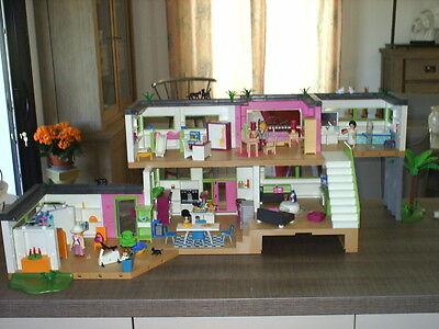 Maison Moderne Playmobil 5574 Ebay Escapadeslegendes Fr