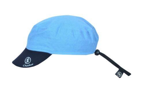 Orig chaskee Réversible Cap Visor Denim Néoprène Bouclier Tournant Bonnet Protection UV